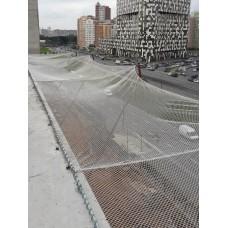 Защитно улавливающая сетка в наличии в Ижевске от компании Строительное оборудование Ижевск.
