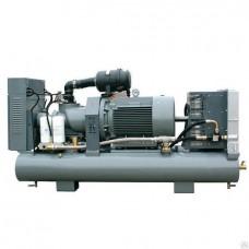 Винтовой компрессор с ресивером DL-6.0/8GS в наличии в Ижевске от компании Строительное оборудование Ижевск.