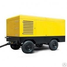 Дизельные компрессоры DLCY (4x2 колеса) в наличии в Ижевске от компании Строительное оборудование Ижевск.