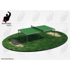 Антивандальный теннисный стол (СВС 57)