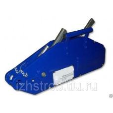 Лебедка рычажная тросовая ZNL 3200 в наличии в Ижевске от компании Строительное оборудование Ижевск.