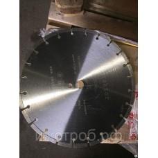 Диск по бетону для швонарезчика D350 мм GrOSТ
