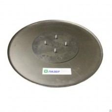 Затирочный диск РФ d-610-3 мм (4 шпильки)