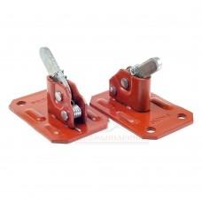 Зажим пружинный для опалубки PROM. (арматура 6-10 мм, до 3т) в наличии в Ижевске от компании Строительное оборудование Ижевск.