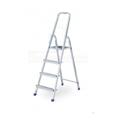 Лестница - стремянка алюминиевая 4 ступени Алюмет в наличии в Ижевске от компании Строительное оборудование Ижевск.