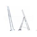 Лестница 5211 алюминиевая двухсекционная универсальная 2х11 в Ижевске Удмуртия
