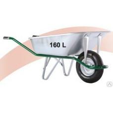 Тачка одноколесная CARGO EXPERT 160 (4058GRAB) в наличии в Ижевске от компании Строительное оборудование Ижевск.