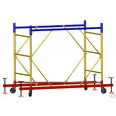 Секция строительной вышки ВСП 0.7 0.7х1.6м в наличии в Ижевске от компании Строительное оборудование Ижевск.