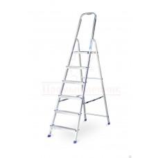 Лестница - стремянка алюминиевая 6 ступеней (АМ706) Алюмет