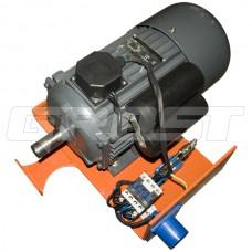 Привод электрический GROST D.ZMU.E1 для универсальной затирочной машины в наличии в Ижевске от компании Строительное оборудование Ижевск.
