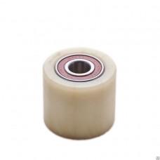 GROST Ролик подвилочный для гидравлической тележки (полиамид) P80x70/ПА с п в наличии в Ижевске от компании Строительное оборудование Ижевск.